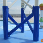 cruise ships column protections