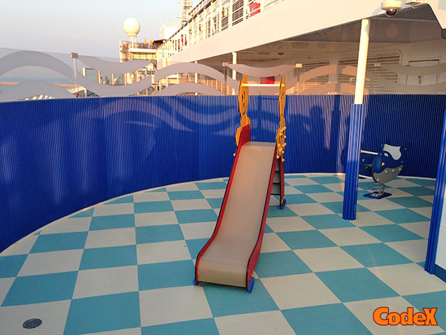 Cruise ships wall protections