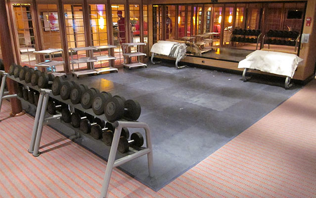 flooring for gyms